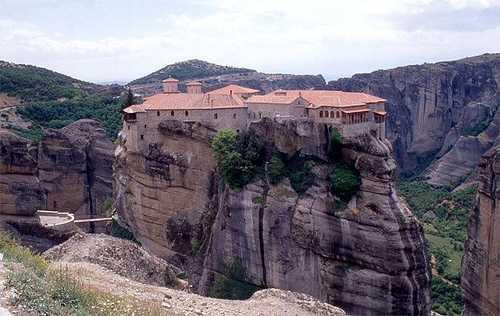 Monasterio Varlaam, Kalambaka, Grecia