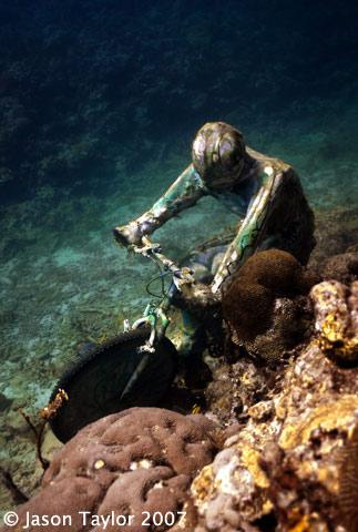 Exposición bajo el mar. Moilinere3