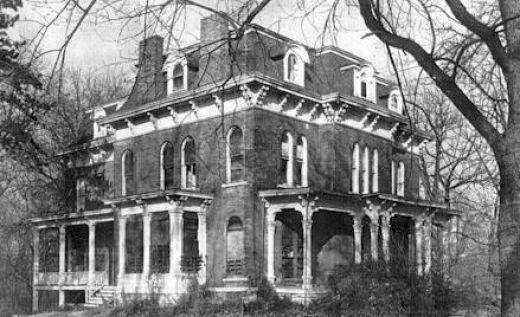 Mansion Dark Shine