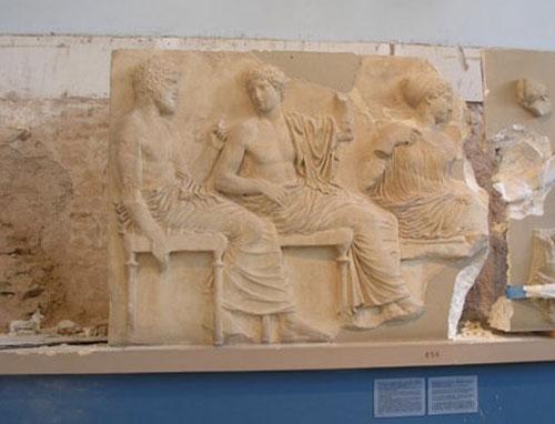 Friso del Partenón