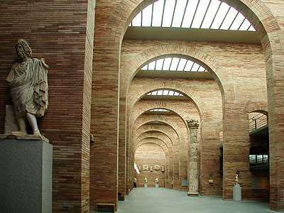 Interior museo Mérida
