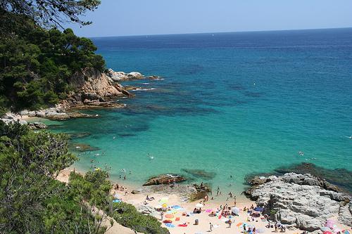 Playa de la Boadella (Lloret de mar)