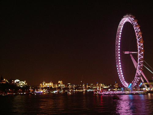 Londres-de-noche