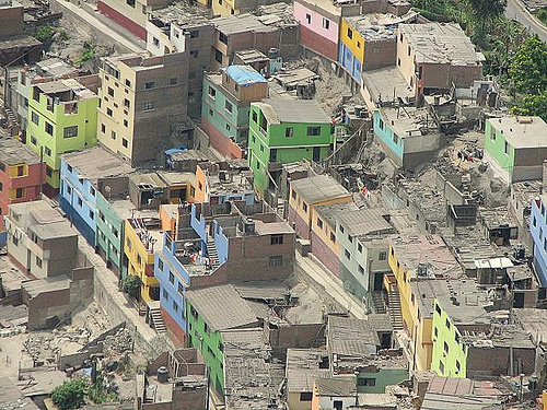 Barrio del Cerro San Cristóbal (Lima)