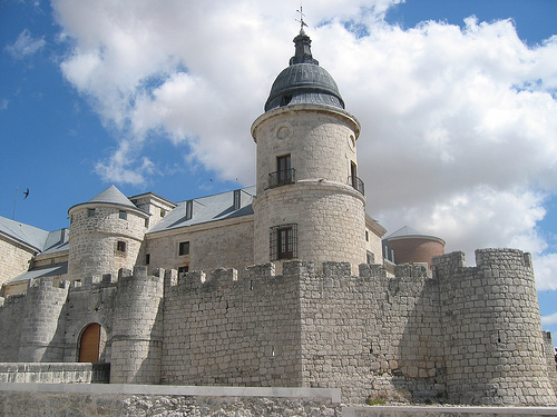 Castillo de Simancas (Valladolid)