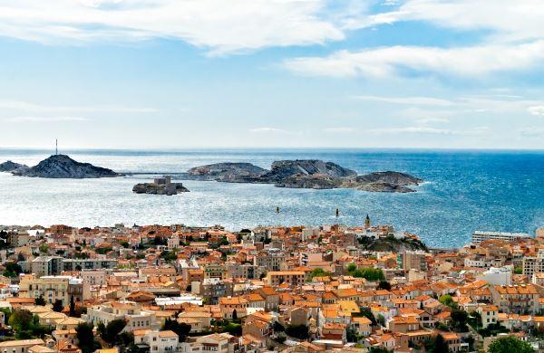 Costa de Marsella