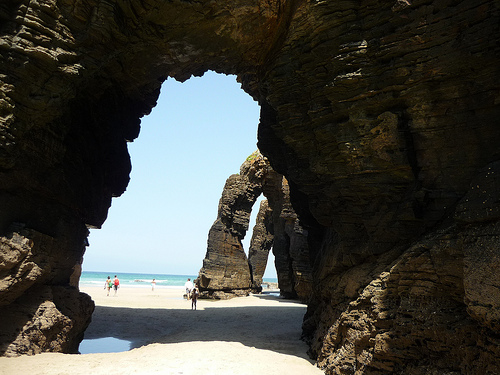 "Playa ""Aguas Santas"" (Ribadeo)"