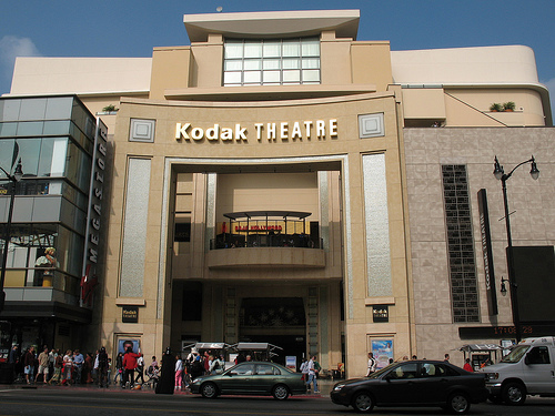 Teatro Kodak, Hollywood