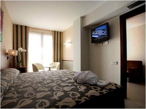 Hotel Spa Real Ciudad Zaragoza 4*