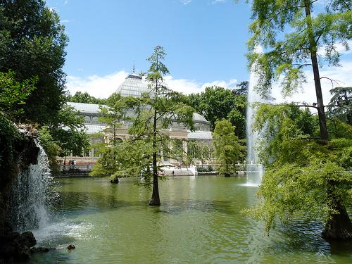 Palacio de Cristal (Parque del Buen Retiro)