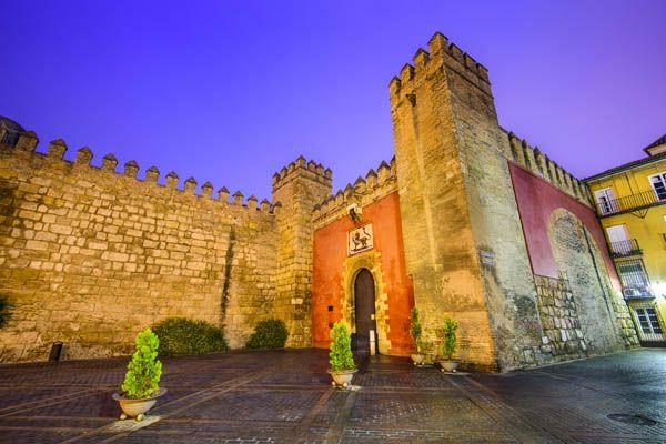 Real Alcazar de Sevilla
