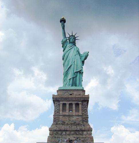 Consejo de viaje la estatua de la libertad for Interior estatua de la libertad