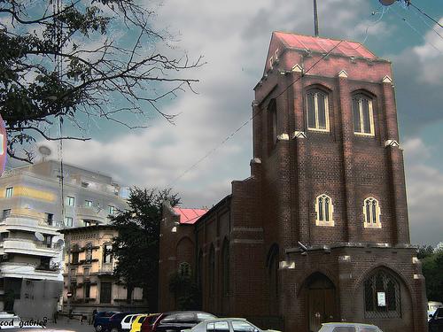 Iglesia en Bucarest