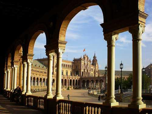 Plaza de España Sevilla