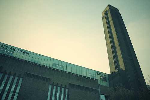 Tate Modern, Londres, Reino Unido