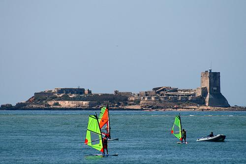 Castillo de Sancti Petri, Cádiz
