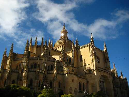 Catedral de Santa María, Segovia
