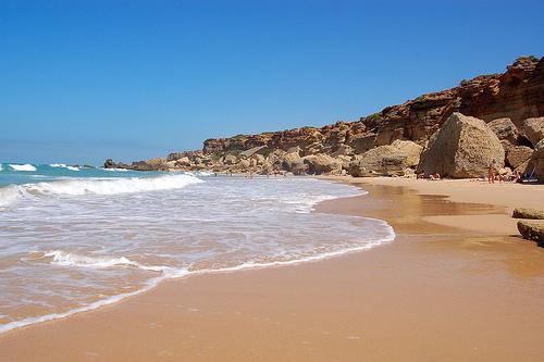 Playa Conil de la Frontera, Cádiz