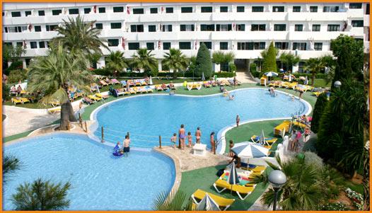 Hotel Club Marthas 4*, Mallorca