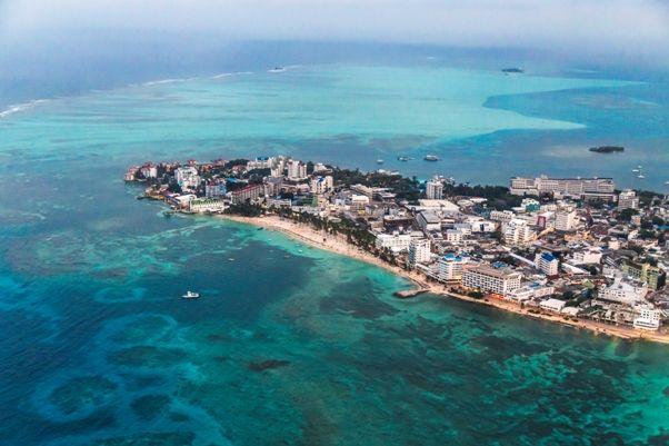 Isla de San Andrés COlombia