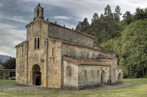 San Salvador de Valdediós, Villaviciosa, Asturias