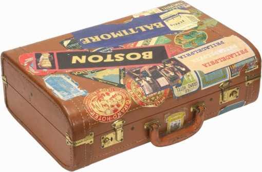 Maleta, bolsa de viaje