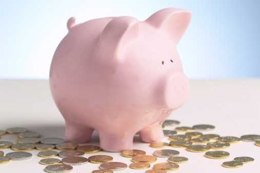 Hucha, ahorrar dinero