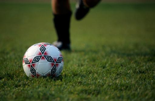 Fútbol, pelota, campo de fútbol