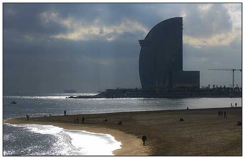 Hotel Vela, Barcelona