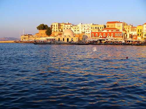 Hania, Creta, Grecia
