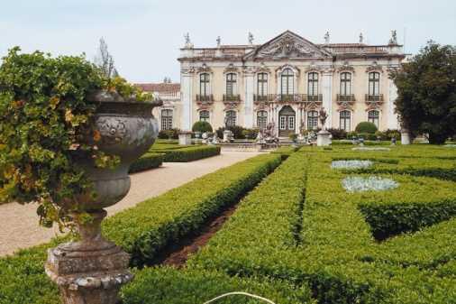 Palacio Real de Queluz, Portugal