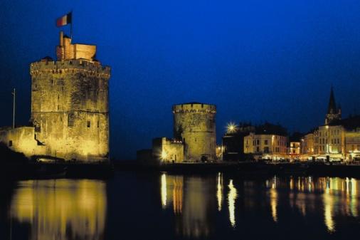 Rochelle, Poitou Charentes, Francia