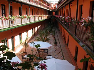Apartamentos Patio De La Cartuja