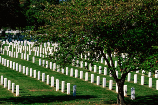 Cementerio Nacional de Arlington (Washington)