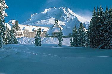 Hotel Timberline Lodge, Oregón, Estados Unidos, El Resplandor