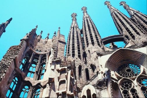 Sagrada Familia, Barcelona, cataluña, España