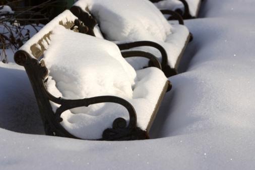 Invierno en Finlandia