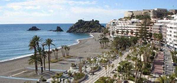Hoteles en Almuñecar