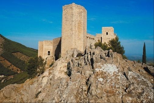 Castillos de Jaen