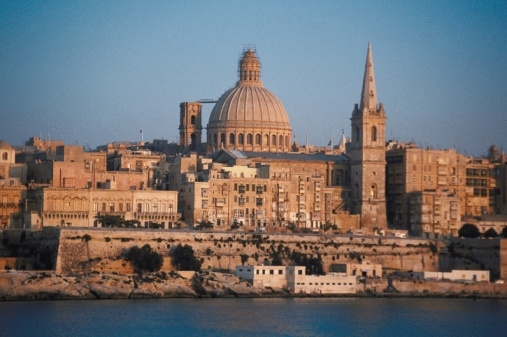 Hoteles en Malta