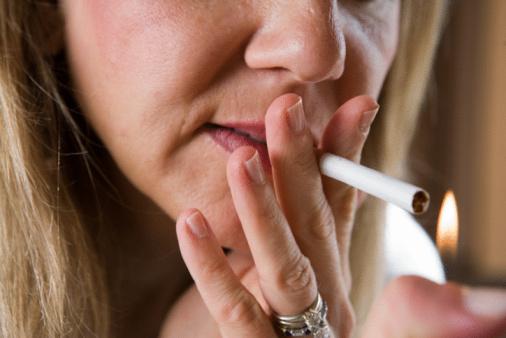 Austria es el país del fumador