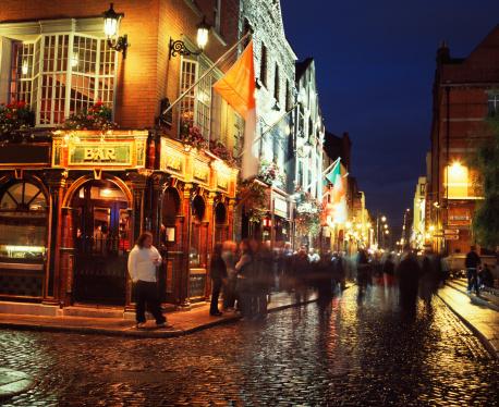 Audioguia Dublin