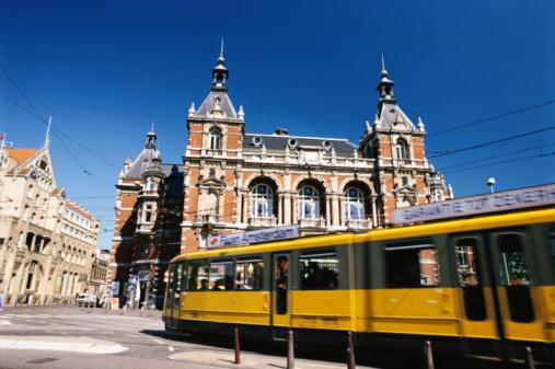 El tranvía es otro de los atractivos de la ciudad