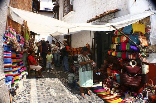 Hoteles en Taxco