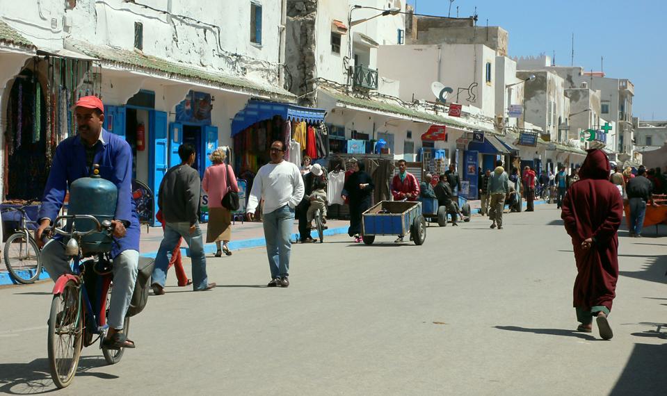 Calles de Marakech