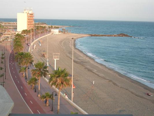 Playas de Adra