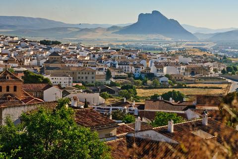 Hoteles en Antequera
