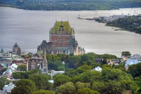Hoteles en Quebec