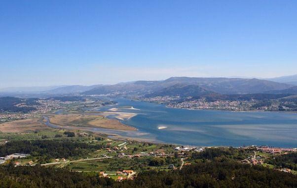 Que ver en Pontevedra - río Miño