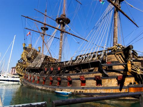 Visitar el Puerto de Genova